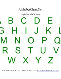 Free alphabet charts in pdf  format also chart printables for children download rh alphabetchart
