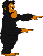 Chimpanese [Converted] F