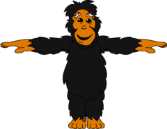 Chimpanese [Converted] T