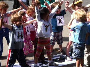 Alphabet Fitness Community Fun Run