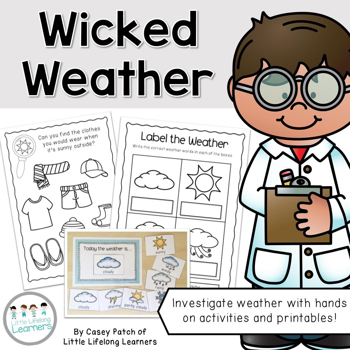 Science Weather Unit