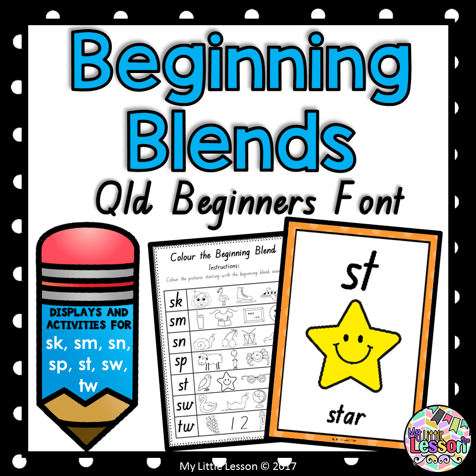 hight resolution of Beginning Blends sk sm sn sp st sw tw QLD Beginners Font: Worksheets and  Posters - The Alphabet Tree