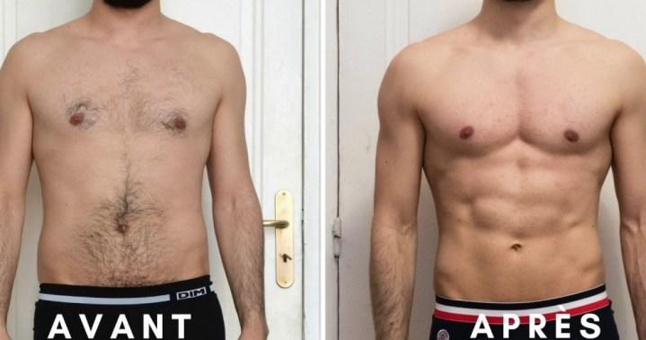 Le syndrome du skinny fat, ou du maigre gros