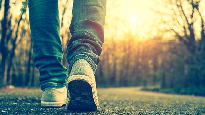 marcher pour brûler plus de calories