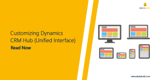 unified interface of crm hub