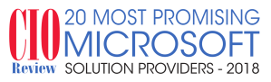 20 Microsoft Solution Providers - CIOReview