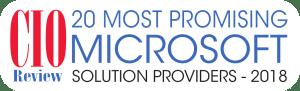 20 Microsoft Solution Providers - CIOReview