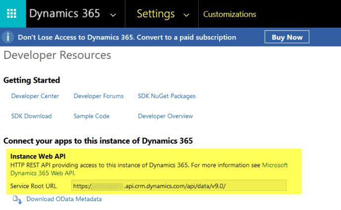 Creating PowerBI Report with Dynamics 365 - Microsoft