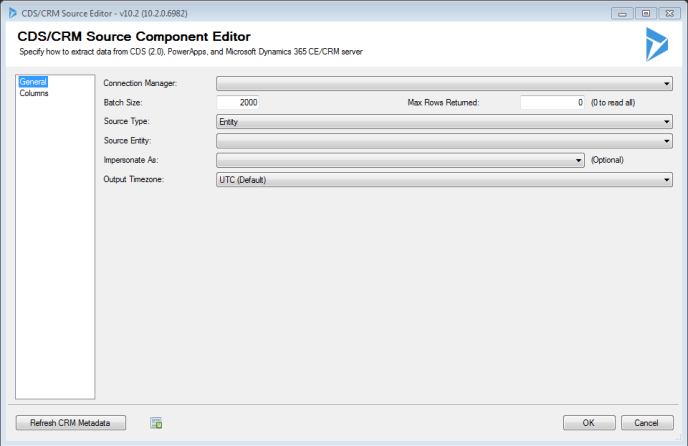 crm source editor