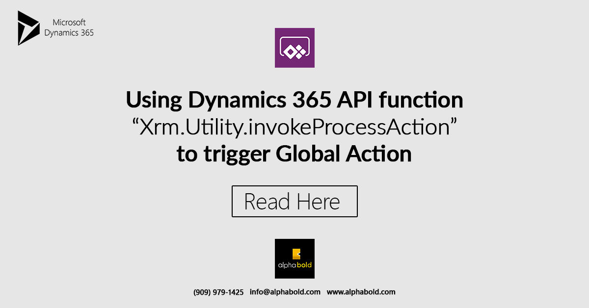 using dynamics 365 api