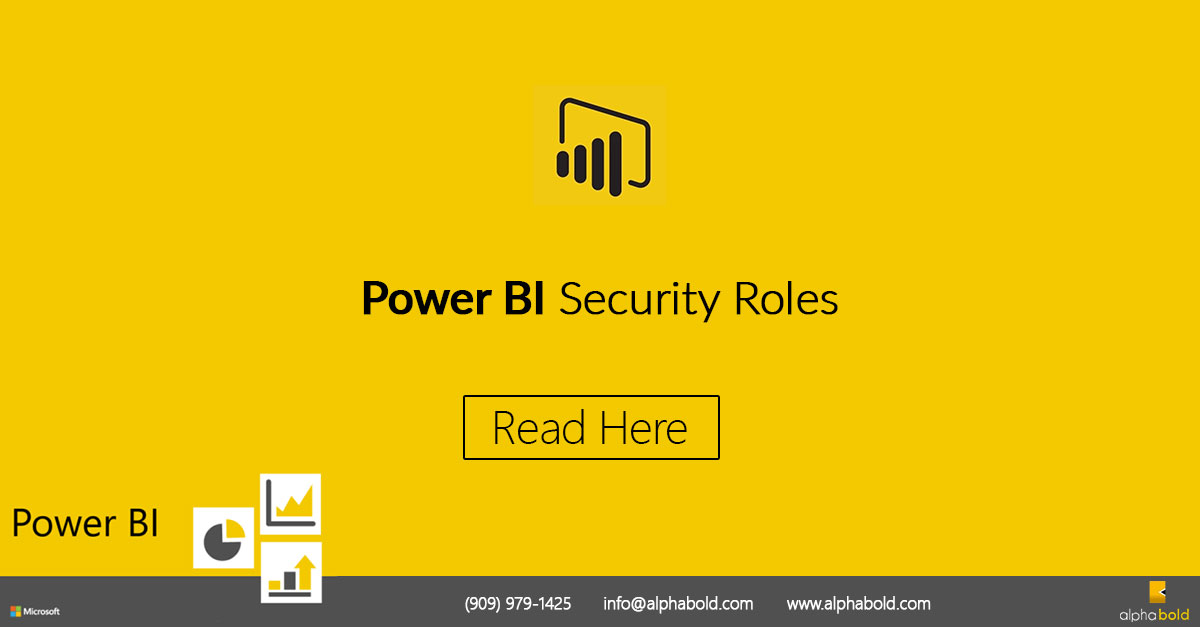 power bi security