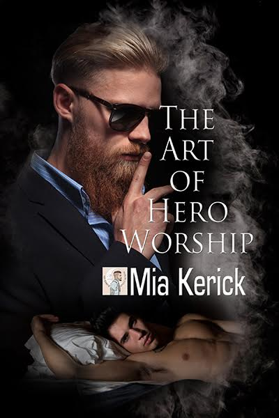 the art of hero worship book cover