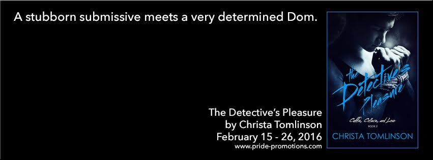 the detective's pleasure banner