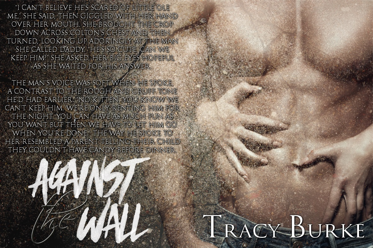 against the wall teaser 4
