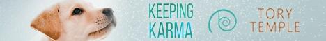 keeping karma small banner