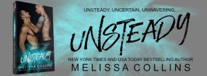 Unsteady (Melissa Collins) – Guest Post