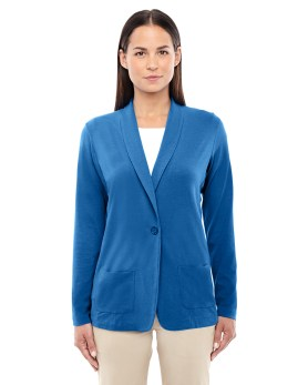 Devon & Jones Ladies' Perfect Fit™ Shawl Collar Cardigan Promotional Apparel
