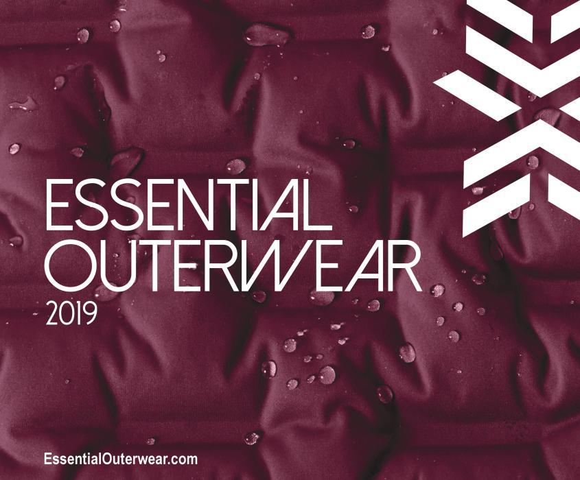 Essential Outerwear 2019 breakout book