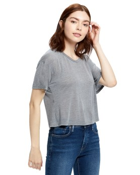 Short-Sleeve Loose Fit Boyfriend Tee