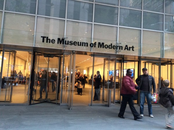 Museum of Modern Art MoMA New York City