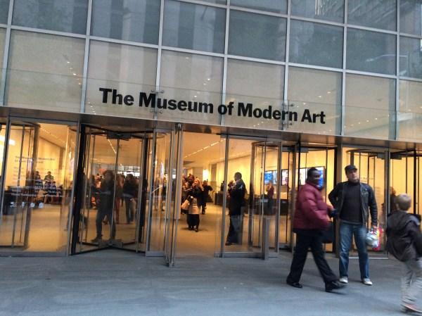 Museum Of Modern Art Alphacityguides