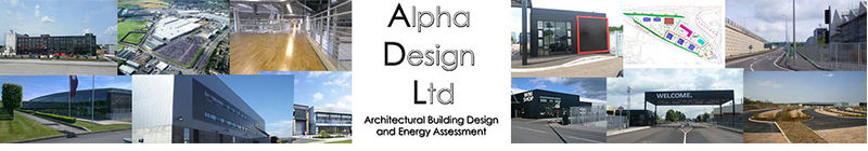 Alpha Design Ltd – Architectural & Energy Assessment