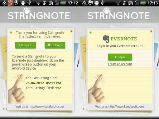 stringnote screenshot 2