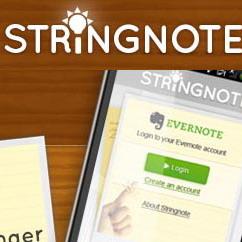 stringnote icon