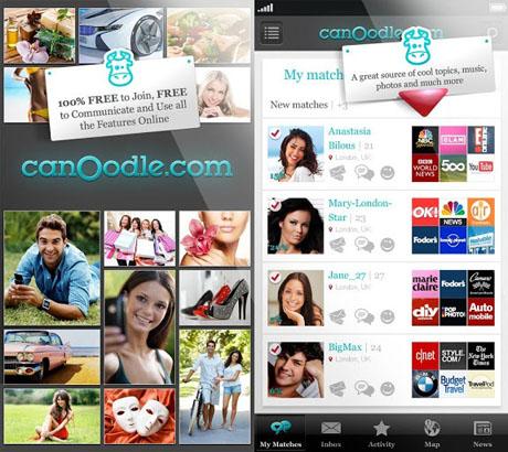 canoodle online dating svobodná dívka online datování blog