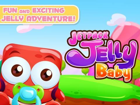 Jetpack Jelly Baby