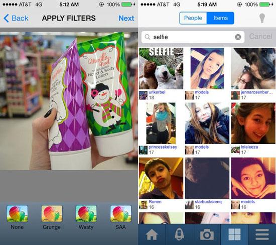 Likeability screenshot