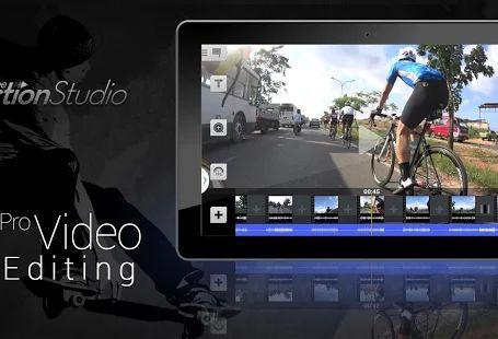 Action Studio Video Editor Pro screenshot