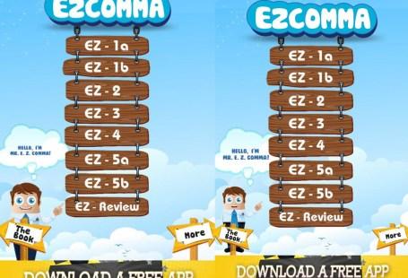 EZCOMMA app