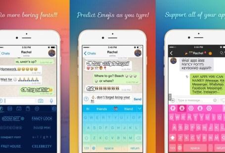 FancyKey app