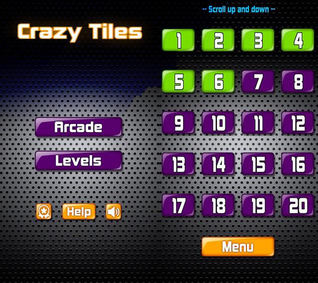 Crazy Tiles World screenshot