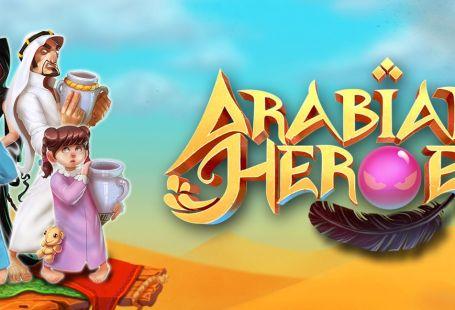 Arabian Heroes app