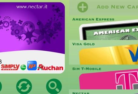 My Cards Lite app