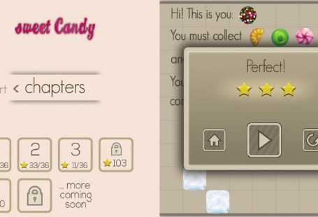 Sweet Candy app