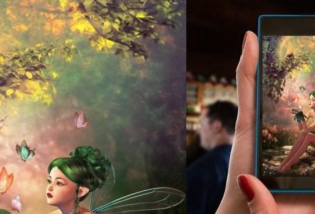 3D Live Wallpaper: Fairy Woods slider