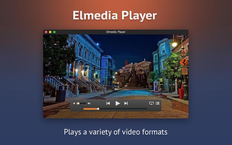 Elmedia app