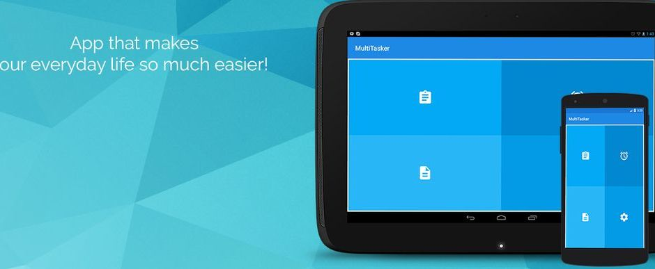 MultiTasker app