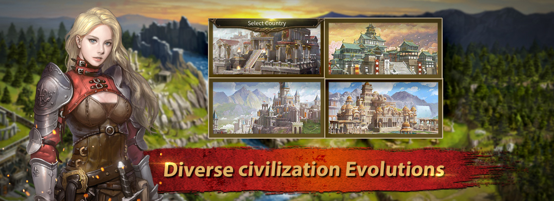 Rise of Civilization - Travel Back in Time and Rule the