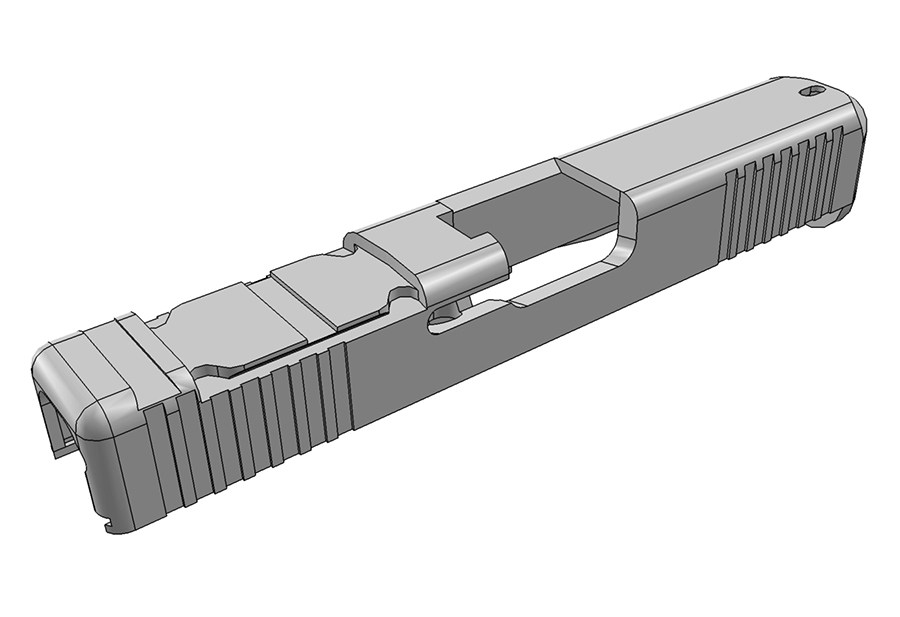 Holosun 509T Slide Milling