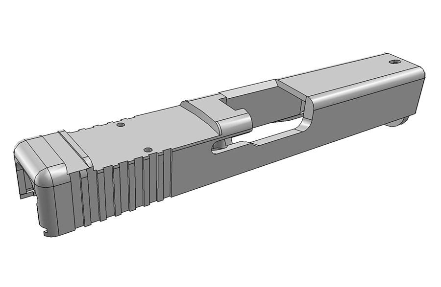 Trijicon RMR Slide Milling