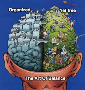 Nurturing The Art Of Balance