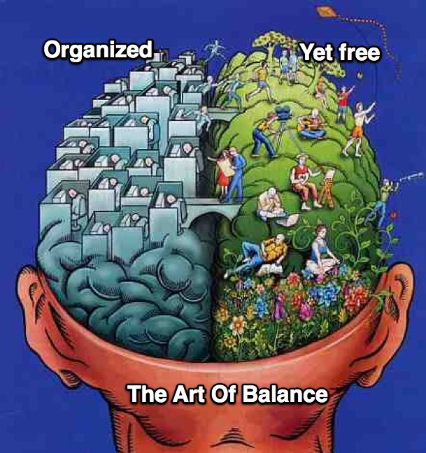 Nurturing The Art Of Balance