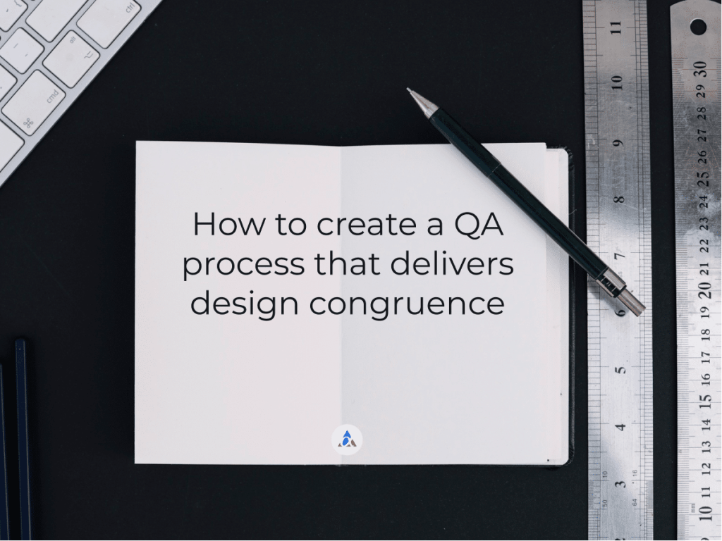QA design process