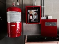 Amerex Fire System
