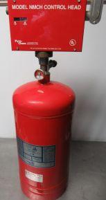 Pyro Chem Fire System