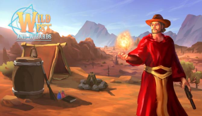 You are currently viewing Wild West and Wizards Free Download